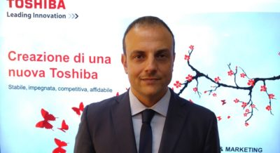 Massimo Arioli, Head B2B Sales & Marketing di Toshiba Italia