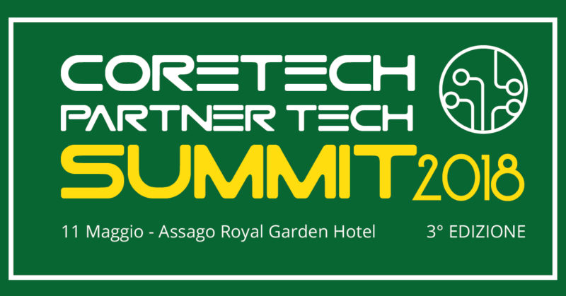 Coretech partner Tech Summit
