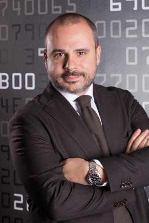 Emiliano Massa, AVP Sales South EMEA di Forcepoint