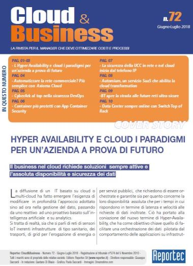 Cloud&Business n. 72