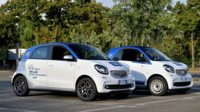 Allianz e Car2go