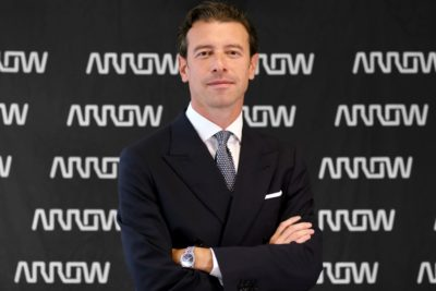 Michele Puccio - Sales Director di Arrow ECS Italia