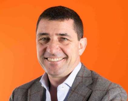 Mauro Bonfanti, country manager di Pure Storage