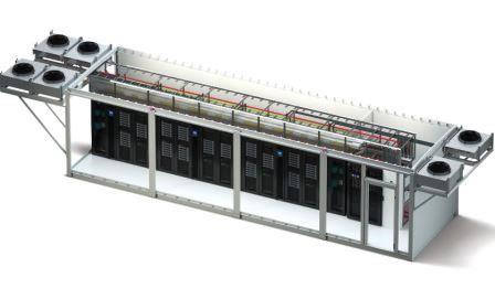 Vertiv - data center modulare