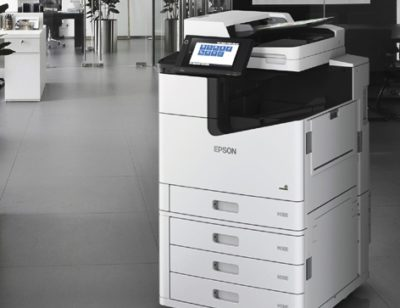 Stampante Epson della gamma WorkForce a getto di inchiostro